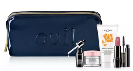 Lancôme Receive a FREE 6pc Gift with any 50 Lancôme Purchase An 80 Value Reviews Gifts with Purchase Beauty Macy s
