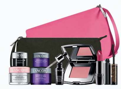 lancome Free Gifts with Purchase belk icangwp blog