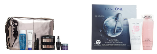 lancome Gift with Purchase Nordstrom dec 2019 icangwp