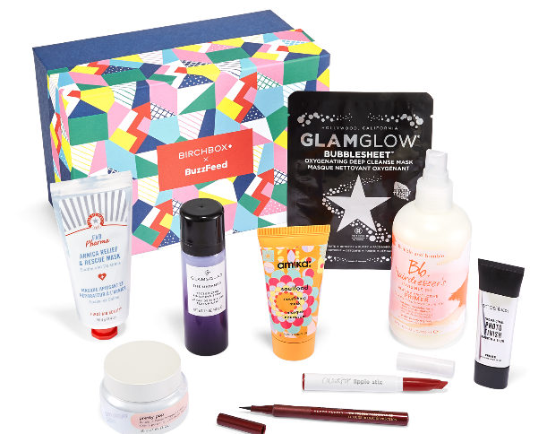 Limited Edition Birchbox x BuzzFeed Splurge Worthy Beauty