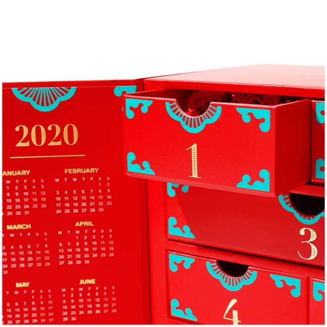 lookfantastic chinse new year box icangwp 2020