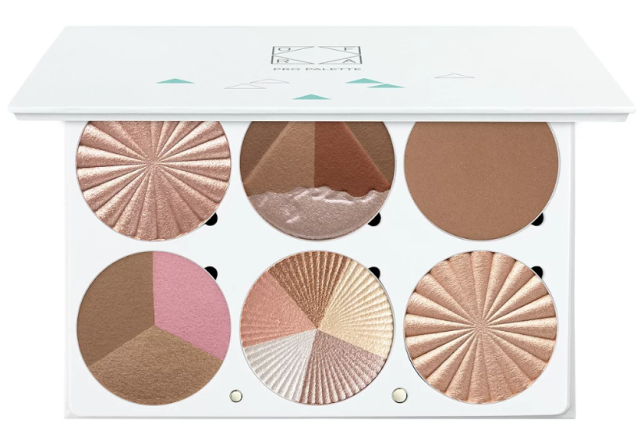 Ofra Cosmetics Online Only On The Glow Highlighting Palette   Ulta Beauty.png