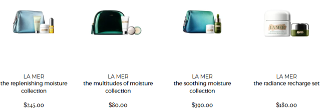 Products Brand la mer bluemercury