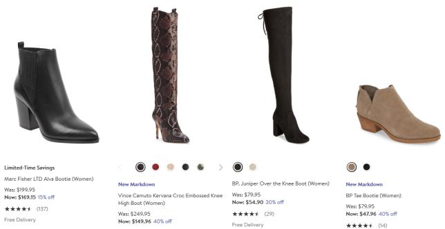 Sale Women s Boots Booties Nordstrom