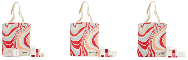 shiseido Gift with Purchase Nordstrom dec 2019 icangwp official