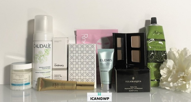 Skinstore holiday Evergreen collection by icangwp blog all