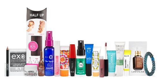 Spend 150 get 18 products free