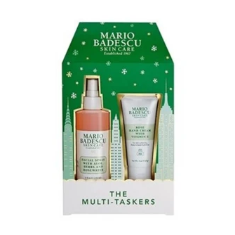 The Multi Taskers Rose Facial Spray Hand Cream Duo bluemercury