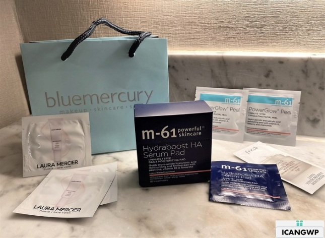 bluemercury birthday gift review icangwp blog