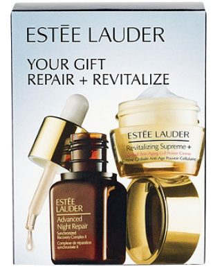 Estée Lauder Online Only Receive a complimentary 2 Piece Gift with an Estee Lauder Advanced Night Repair Synchronized Recovery Complex II. Excludes travel sizes Ulta Beauty
