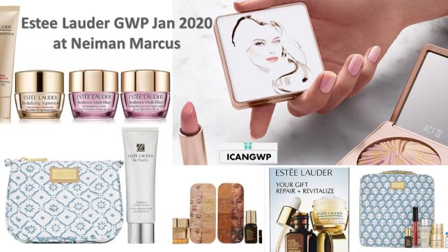 estee lauder gift with purchase schedule jan 2020 icangwp
