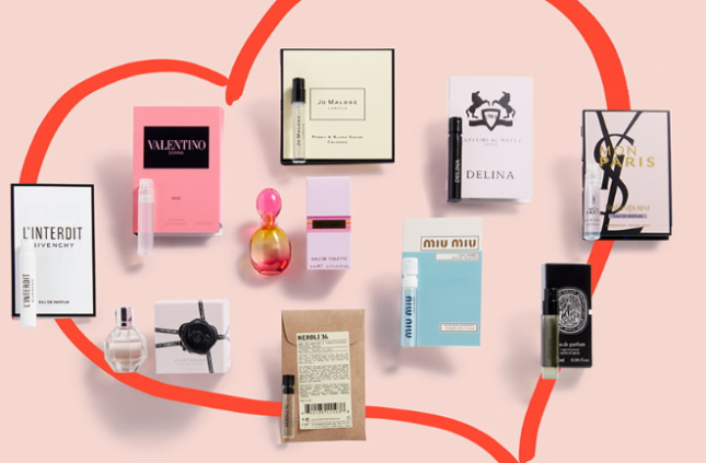 Gift with Purchase 10pc w 65 fragrance Nordstrom jan 2020