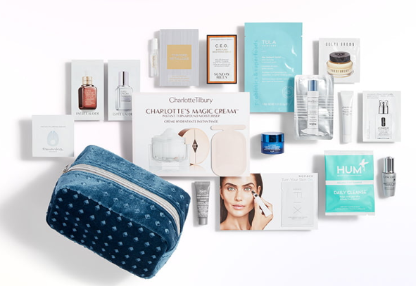 Gift with Purchase Nordstrom 17pc jan 2020 icangwp