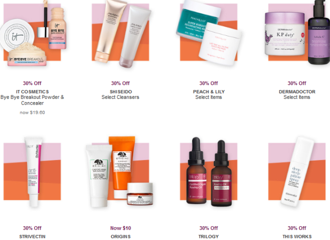Hot Buys Love Your Skin Event Ulta Beauty icangwp