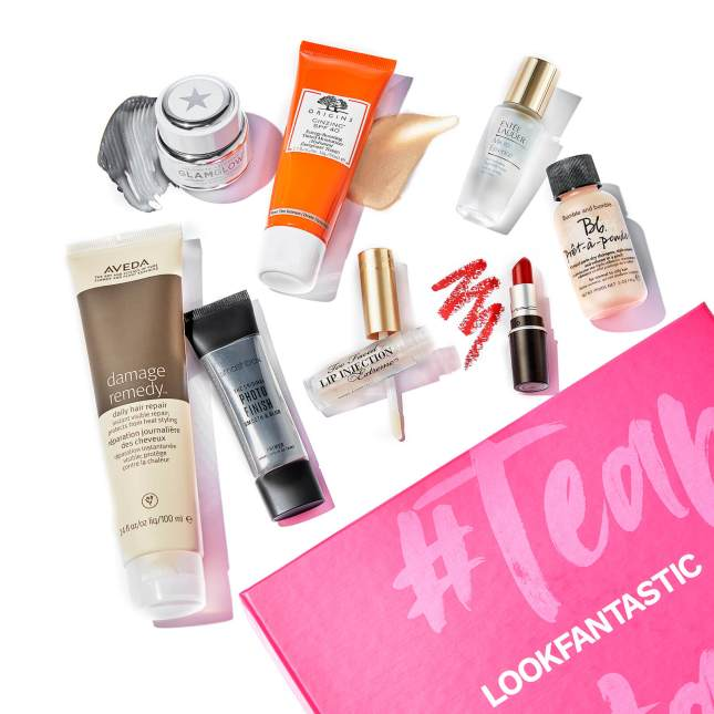 lookfantastic celebration beauty box sep 2020 icangwp