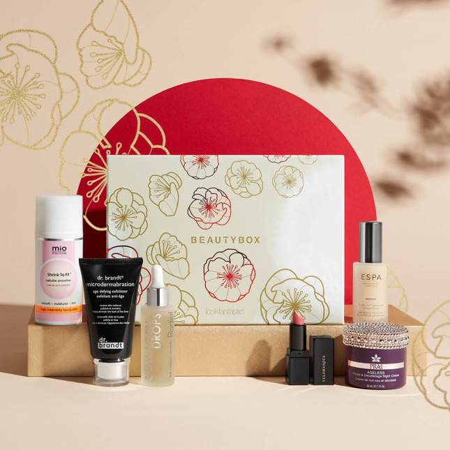 lookfantastic japan beauty box icangwp blog