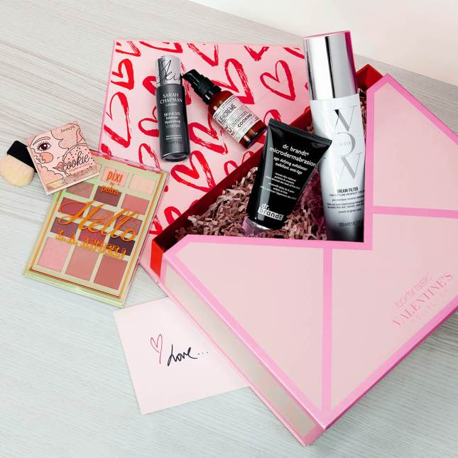 Lookfantastic Valentine's Day Edition 2020 Beauty Box icangwp blog