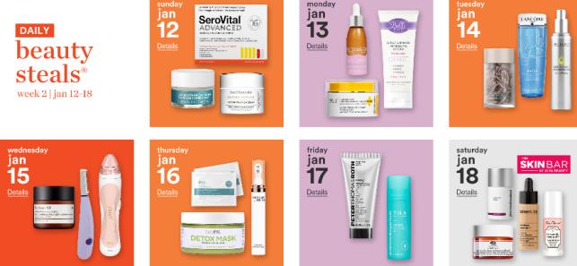 Love Your Skin Event 2020 Ulta Beauty icangwp week 2