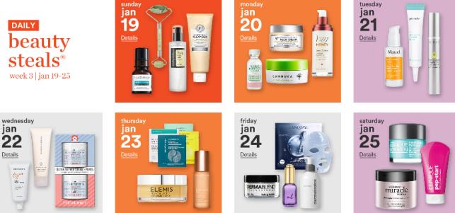 Love Your Skin Event 2020 Ulta Beauty icangwp week 3
