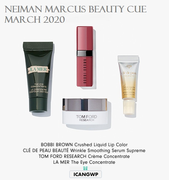 neiman marcus beauty cue march 2020 coupon icangwp blog