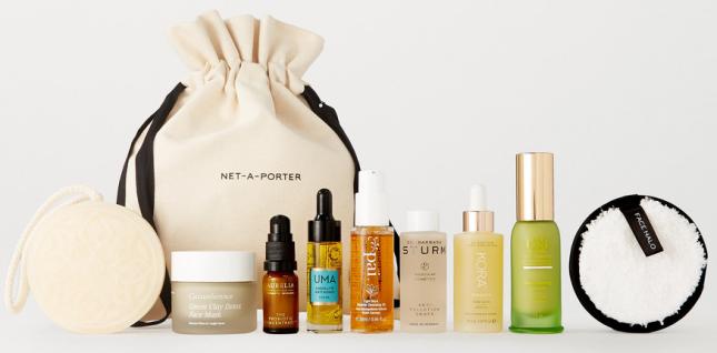 net a porter beauty kit 2020 icangwp blog