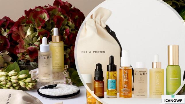 net a porter net sustain beauty kit