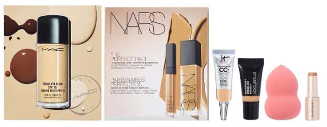 Online Only FREE 6 Piece Foundation Sampler with any 25 online makeup purchase Ulta Beauty icangwp