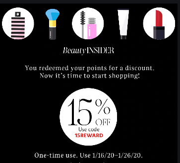sephora coupon 15 off 15reward icangwp blog