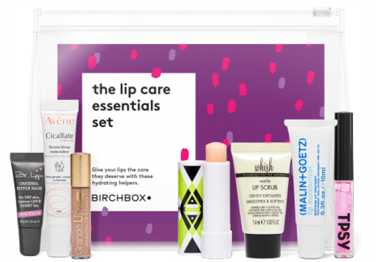 The Lip Care Essentials Set