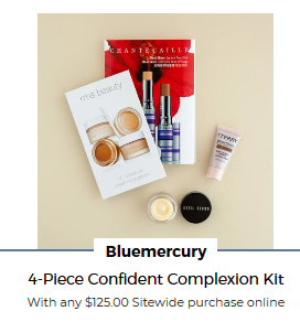 Beauty Treats on Us bluemercury valentines day