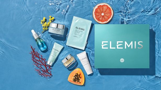 glossybox limited edition beauty box elemis icangwp