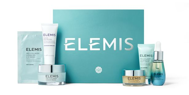 glossybox limited edition beauty box elemis