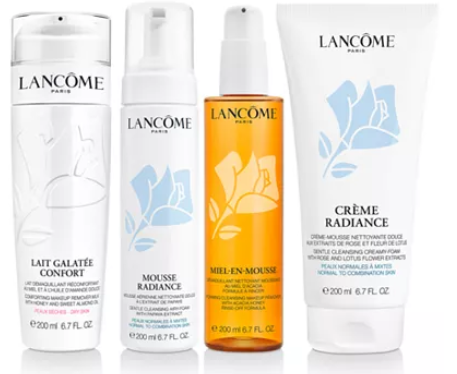 Lancôme Get Even More Spend 125 and Receive a Full Size Cleanser. Total Gift Worth up to 268 Reviews Gifts with Purchase Beauty Macy s