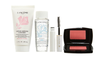 lancome Gift with Purchase Nordstrom deluxe icangwp feb 2020