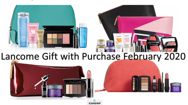 lancome gift with purchase schedule 2020 icangwp blog