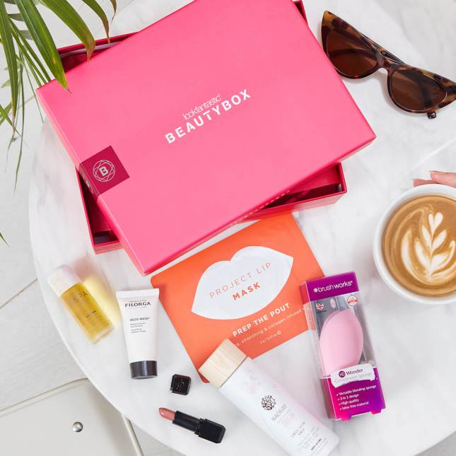lookfantastic february beauty box full spoiler