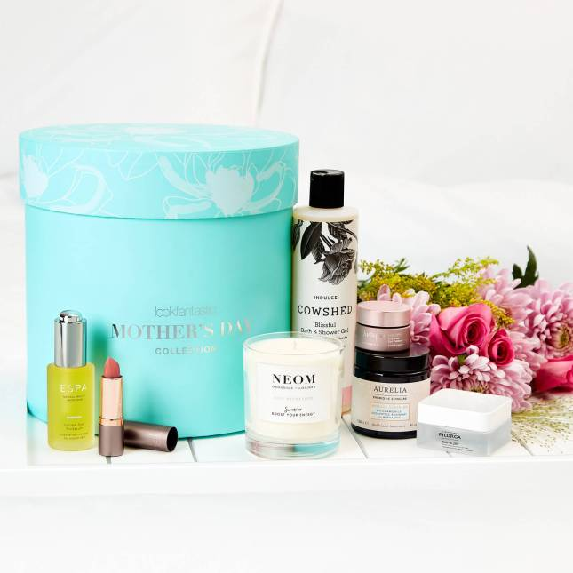 lookfantastic mothers day beauty box 2020 icangwp
