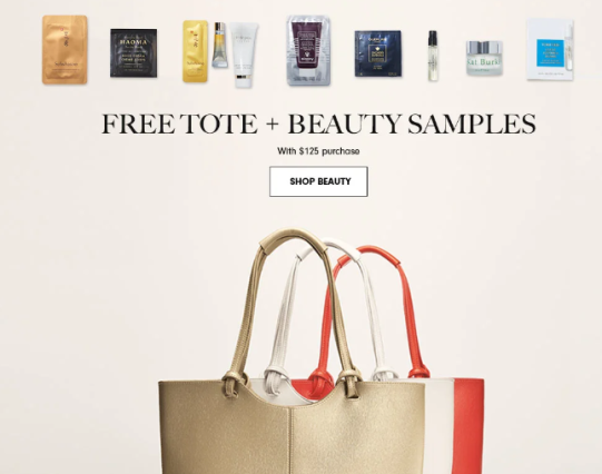 Neiman Marcus Yours with any 350 Beauty or Fragrance Purchase Neiman Marcu icangwp blog