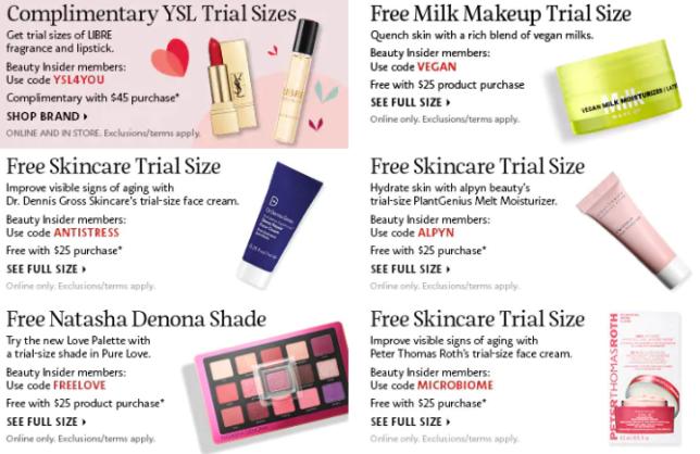 Sephora Coupons Promo Codes Coupon Codes Sephora feb 2020 icangwp