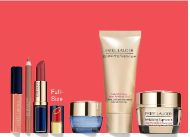 Spring 2020 Gift with Purchase Choice Page Estée Lauder Estée Lauder icangwp