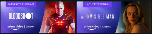 Amazon.com Prime Video Prime Video icangwp