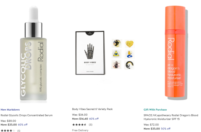 Beauty Fragrance Sale Nordstrom rodial