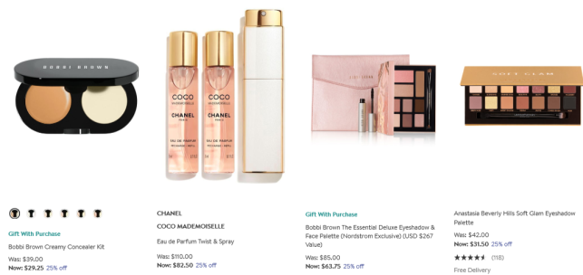 Beauty Gifts Value Sets Nordstrom icangwp blog 2