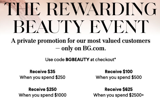 bergdorf goodman beauty event 2020 march icangwp blog