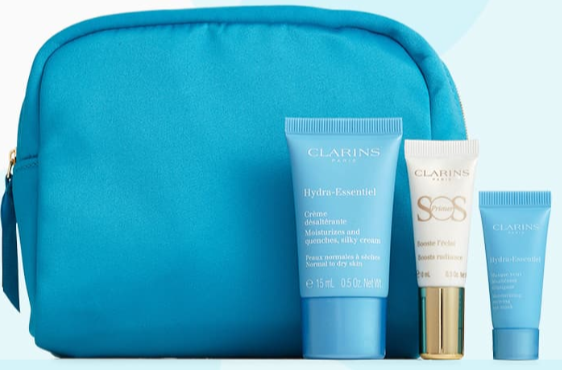 clarins Gift with Purchase Nordstrom