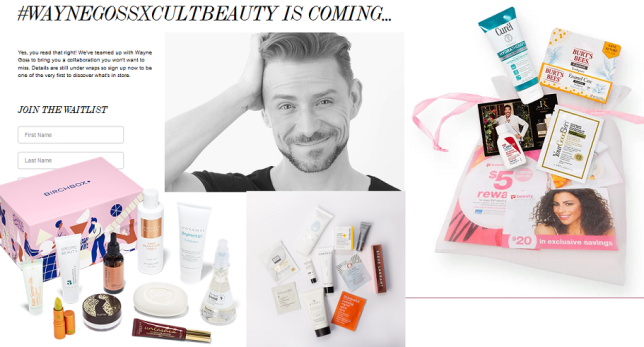 cult beauty wayne goss beauty box icangwp