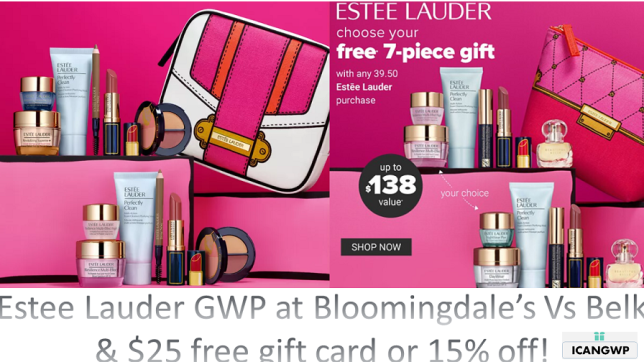 estee lauder gift with purchase bloomingdales and belk march 2020 icangwp beauty blog
