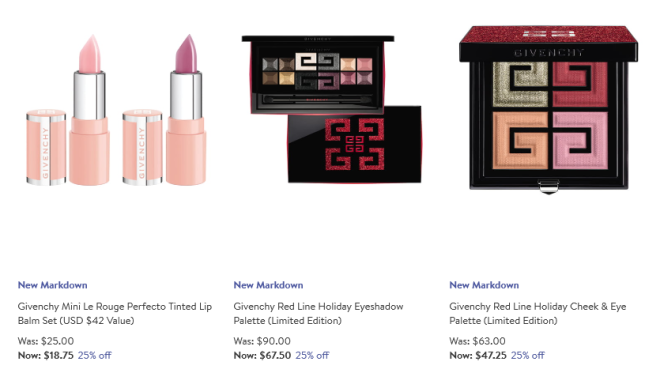 givenchy sale Nordstrom icangwp blog march 2020