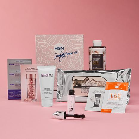 hsn amys-beauty-favorites-sample-box icangwp blog march 2020