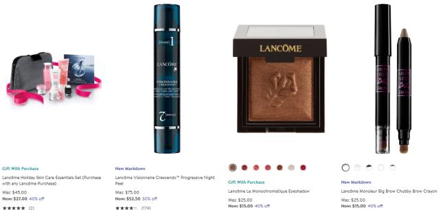 Lancôme Beauty Fragrance Sale Nordstrom